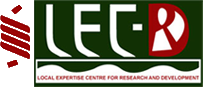 Local Expertise Center for Research and Development (LEC). LEC was initiated by Edukans Foundation (EF) as a network secretariat for EF partner organizations in Kenya. Since its launch in April 2008, LEC has been primarily funded by Edukans Foundation.