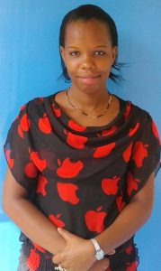 Catherine Y.Mutunga,Administrative Assistant
